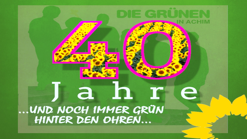 40 Jahre Ortsverband Achim