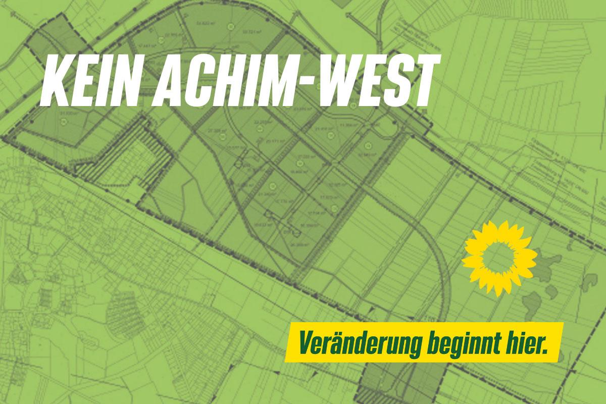 KEIN ACHIM-WEST