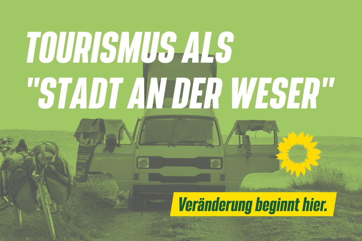 "TOURISMUS ALS ""STADT AN DER WESER"""
